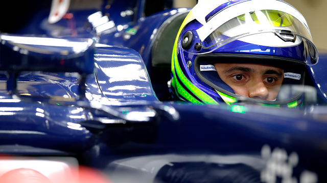 Massa heads the field in Jerez