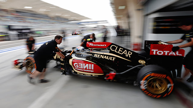 Lotus to skip first test of year in Jerez