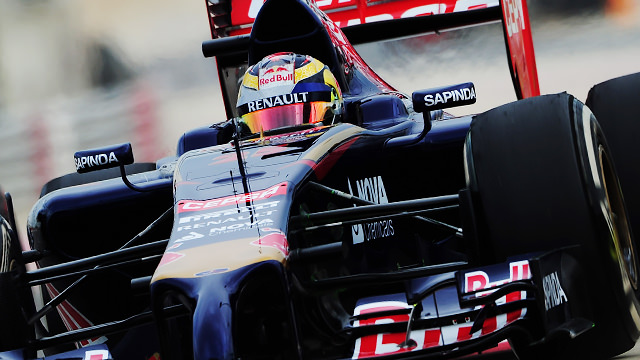 Toro Rosso still find themselves short on pace