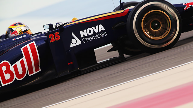 An uphill struggle for Vergne