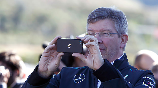 Ross Brawn confirms retirement from Formula One