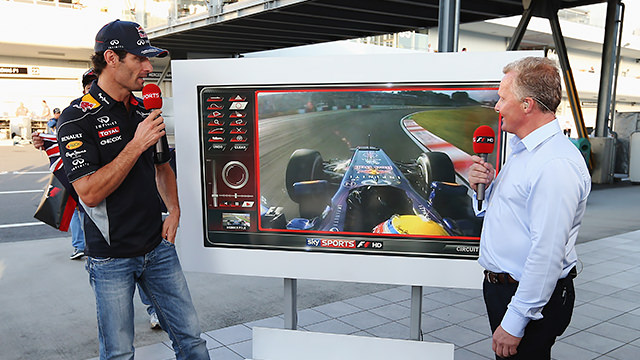 F1 global TV viewing figures see 10% drop in 2013
