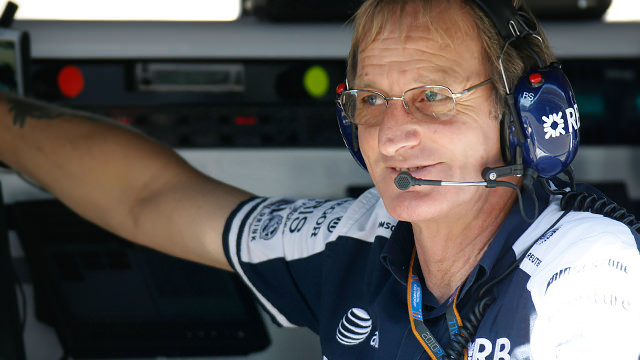 Dickie Stanford steps down as race team manager of Williams