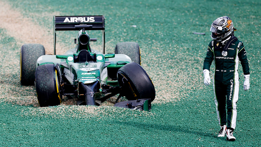Kamui Kobayashi escapes penalty after stewards find car failure