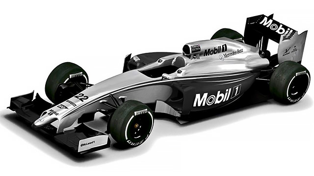 McLaren reveal one-off new livery for Australia