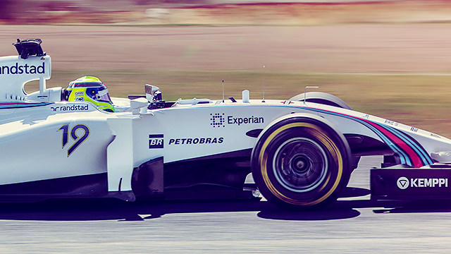 Williams Mercedes FW36