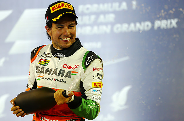 Who would have thought Pérez would have four more podiums than his favoured teammate?
