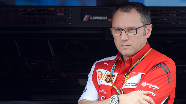 Stefano Domenicali resigns from Ferrari