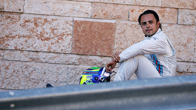 Massa's qualifying came to an abrupt end