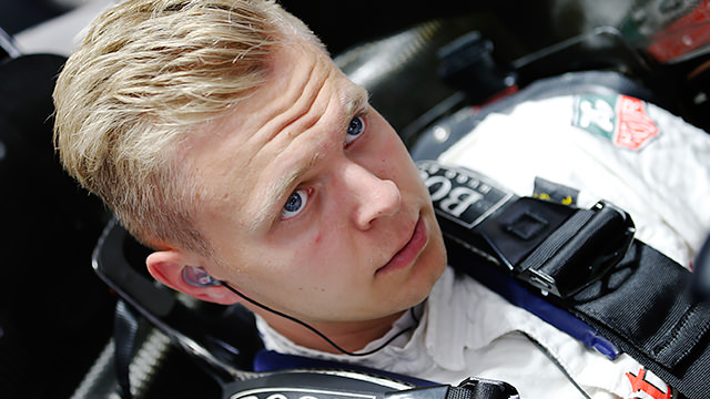 Magnussen was best McLaren driver in Austria