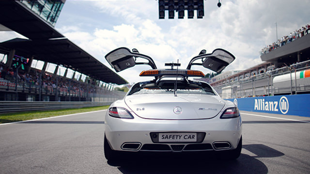 Standing safety car re-starts agreed by World Motorsport Council
