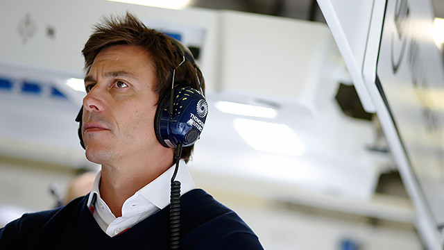 Toto Wolff sells off some Williams shares