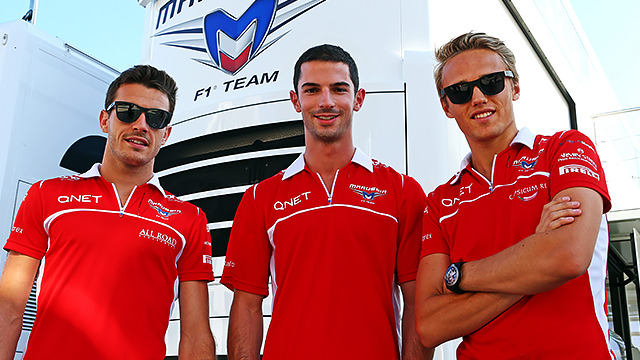 Alexander Rossi signs as reserve driver at Marussia