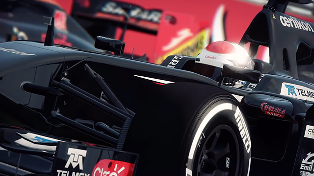 Screenshot of F1 2014