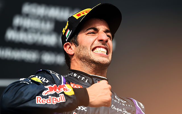 Ricciardo showed why he is the best overtaker in F1 at the moment