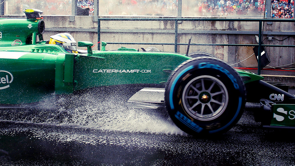 The moment of truth for Caterham F1