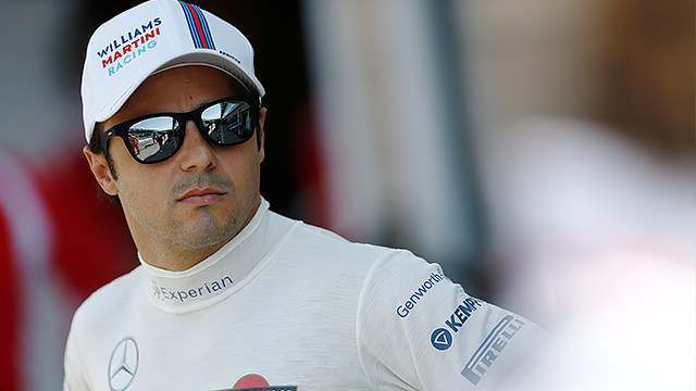 Massa takes on Magnussen and McLaren after Germany crash