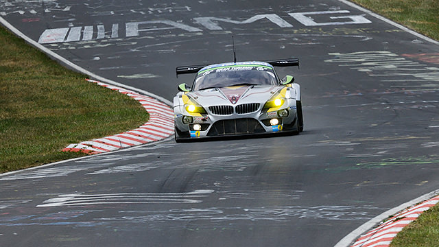 BMW at the ADAC Zurich 24h-Rennen