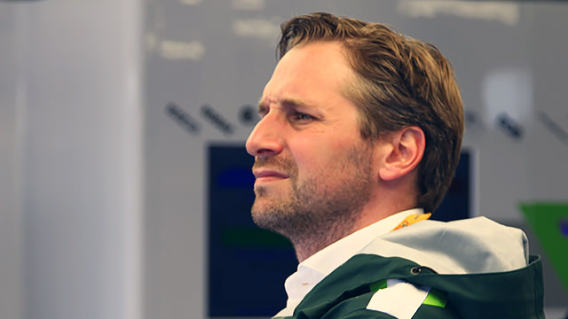 Christijan Albers steps down as team principal of Caterham