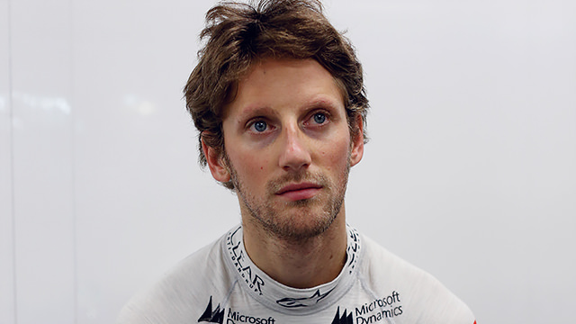 Romain Grosjean hits out at underperforming Renault