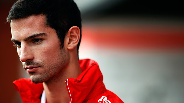 Alexander Rossi NOT set for Marussia debut this weekend