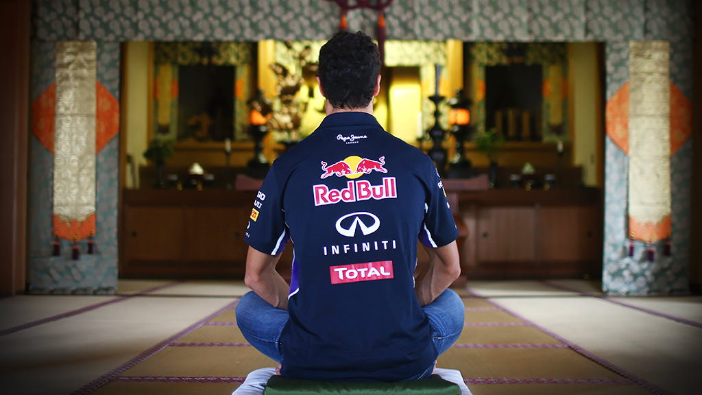 Ricciardo prepares for the first of two tricky tracks