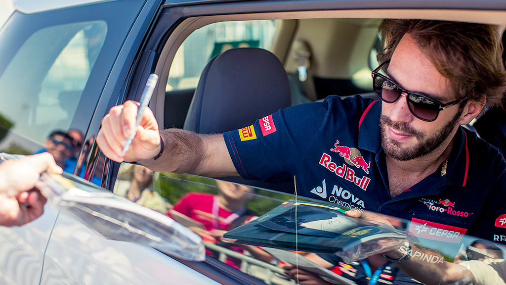 Vergne admits time with Toro Rosso has come to an end