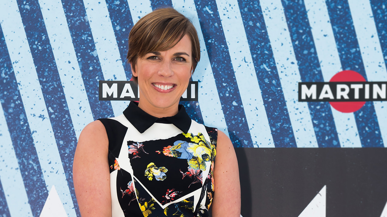 Claire Williams Awarded Obe For Services To F1 Bitesize Formula One News
