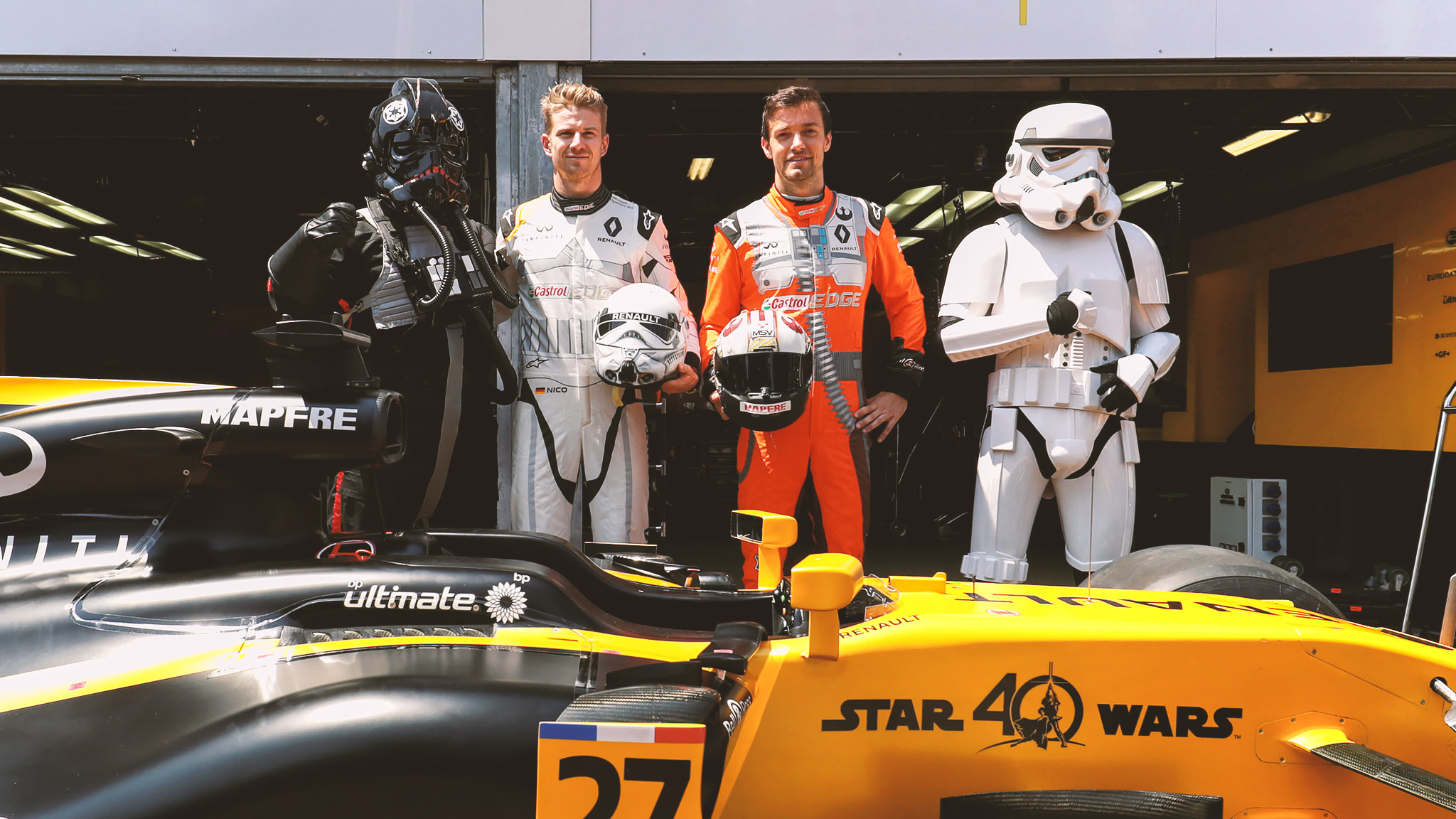 i find your lack of pace disturbing renault join forces with star wars to celebrate 40 years. Black Bedroom Furniture Sets. Home Design Ideas