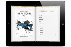 Sidepodcast: Now available on iBooks - That'll be the Day : 365 F1 Stories