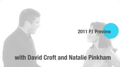 Sidepodcast: 2011 F1 Preview with David Croft and Natalie Pinkham