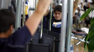 Nelson Piquet doubtful about Renault's potential