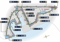 New names and faces take to the Yas Marina track