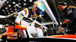 Engine penalties hit the grid with Alonso dropping back again