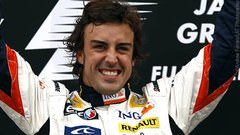 Sidepodcast: Character Cup - 2009 winner, Fernando Alonso