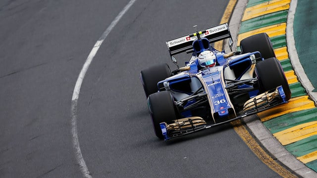 Wehrlein withdraws from Australian Grand Prix for Sauber