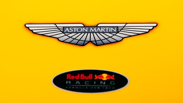 Aston Martin become Red Bull's title sponsor for 2018