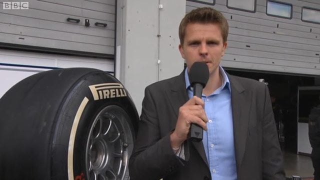 BBC's Pirelli product placement