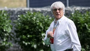 Liberty Media replace Bernie Ecclestone as Formula One chief