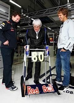 Sidepodcast: Bernie Ecclestone is not a humorologist