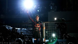 Sebastian Vettel secures the 2011 World Championship in Japan
