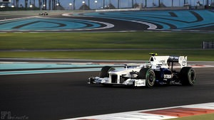 BMW participate in their last Grand Prix weekend