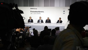 BMW announce they are quitting F1 at the end of 2009
