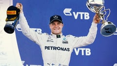 Sidepodcast: Valtteri Bottas takes first ever F1 race win with Russia victory