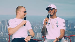 Bottas and Hamilton answer more questions
