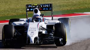 Bottas finds more than the limit in Austin