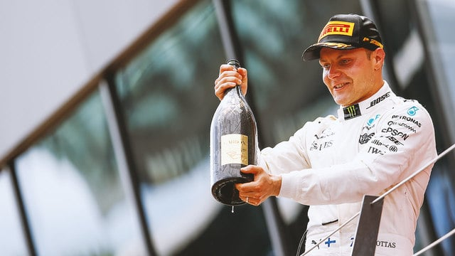 Bottas holds off Vettel for Austrian Grand Prix victory
