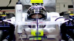 Lewis Hamilton starts from pole position, but there are big question marks over how the Mercedes will handle these new tyres and what their race-day performance may be like. With two Red Bulls behind, there's a lot of pressure on his shoulders. Nico Rosberg has work to do from P11, whilst Daniel Ricciardo will be hoping to impress once again, starting the race from sixth place.