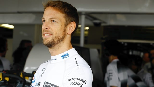 McLaren confirm Jenson Button as Alonso's Monaco replacement