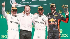 Sidepodcast: Hamilton wins lonely race as Force India teammates disagree
